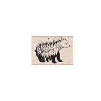 Hero Arts - Woodblock - Wood Mounted Stamps - Celebrate Earth Bears
