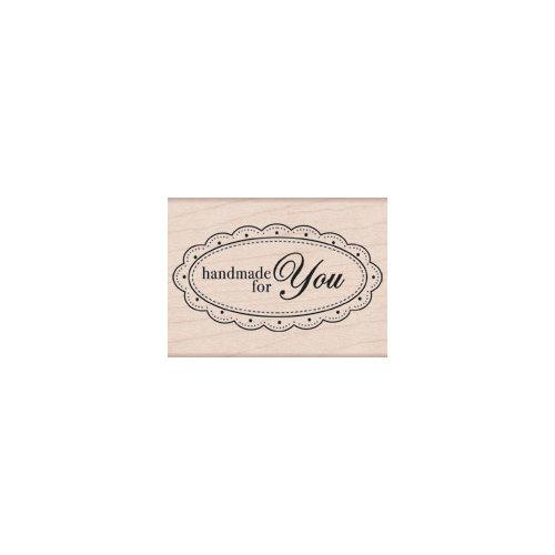Hero Arts - Woodblock - Wood Mounted Stamps - Handmade
