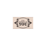 Hero Arts - Woodblock - Wood Mounted Stamps - Just Thinking of You