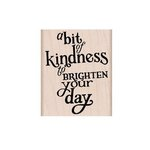 Hero Arts - Woodblock - Wood Mounted Stamps - A Bit of Kindness