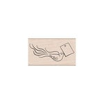 Hero Arts - Woodblock - Wood Mounted Stamps - Love Note Bird
