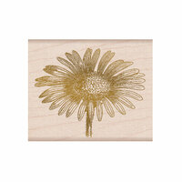 Hero Arts - From The Vault - Woodblock - Wood Mounted Stamps - Daisy