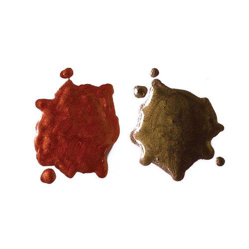 Hero Arts- Season of Wonder Collection - Glimmer Metallic Inks - Copper and Bronze