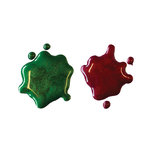 Hero Arts- Season of Wonder Collection - Glimmer Metallic Inks - Green and Red