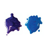 Hero Arts- Season of Wonder Collection - Glimmer Metallic Inks - Purple and Blue