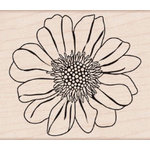 Hero Arts - Woodblock - Wood Mounted Stamps - Classic Bloom