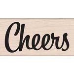 Hero Arts - Woodblock - Wood Mounted Stamps - Bold Cheers