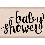 Hero Arts - Baby Collection - Woodblock - Wood Mounted Stamps - Baby Shower