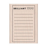 Hero Arts - Woodblock - Wood Mounted Stamps - Brilliant Ideas Planner