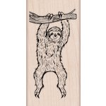 Hero Arts - Woodblock - Wood Mounted Stamps - Sloth