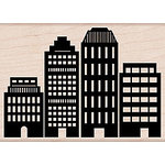 Hero Arts - Woodblock - Wood Mounted Stamps - Cityscape