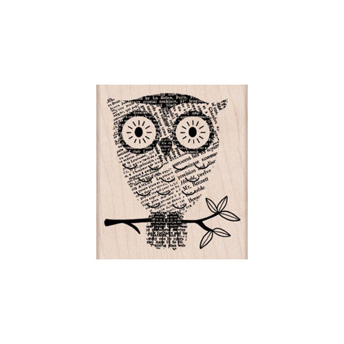 Hero Arts - Woodblock - Wood Mounted Stamps - Big Eyes