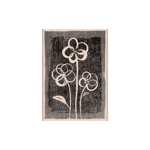 Hero Arts - Stamp Your Story Collection - Woodblock - Wood Mounted Stamps - My Notebook Page