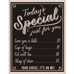 Hero Arts - Wood Block - Wood Mounted Stamp - Todays Special
