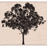 Hero Arts - Wood Block - Wood Mounted Stamp - Tree For Life