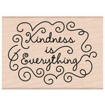 Hero Arts - Woodblock - Wood Mounted Stamps - Kindness Is Everything