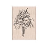 Hero Arts - Woodblock - Wood Mounted Stamps - Bouquet