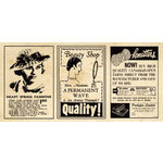 Hero Arts - Woodblock - Wood Mounted Stamps - Smart Style Trio