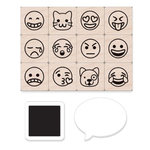 Hero Arts - Everyday Collection - Emoji Icons Mini Tub