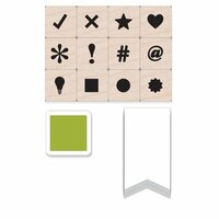Hero Arts - Planner Dingbats Mini Tub