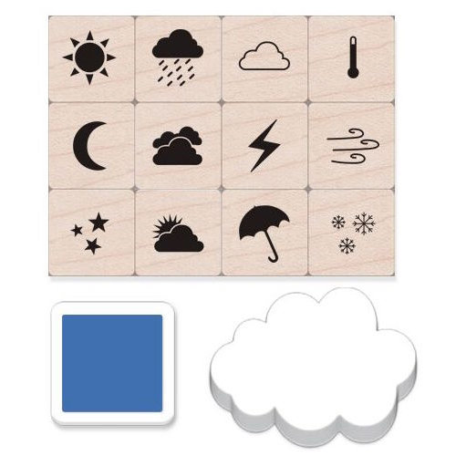 Hero Arts - Weather Icons Mini Tub