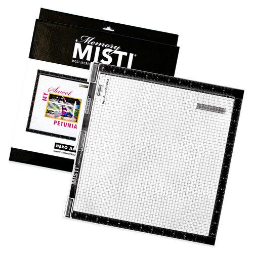 Hero Arts - MISTI - Scrapbooking MISTI 12 x 12 - Most Incredible Stamp Tool Invented
