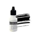Hero Arts - Dye Ink Pad - Reinker - Intense Black