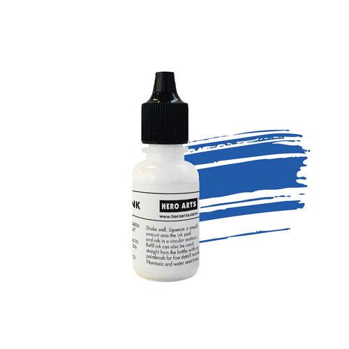 Hero Arts - Reactive Ink Pad - Reinker - Blue Hawaii