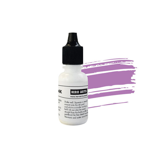 Hero Arts - Reactive Ink Pad - Reinker - Thistle