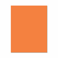 Hero Arts - Hero Hues - Premium Cardstock - 8.5 x 11 - Papaya - 10 Pack