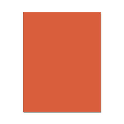 Hero Arts - Hero Hues - Premium Cardstock - 8.5 x 11 - Pumpkin - 10 Pack