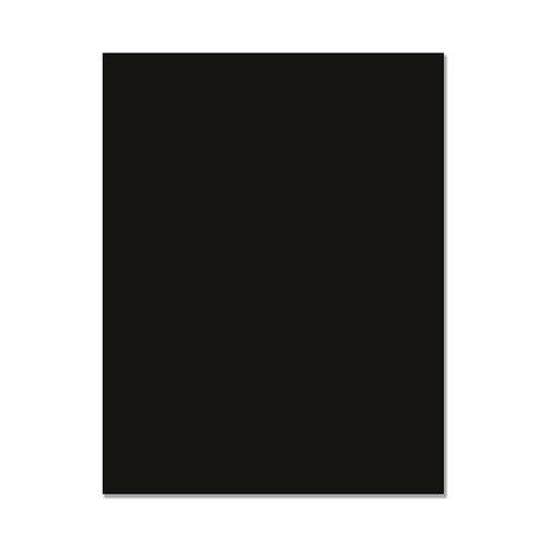 Hero Arts - Hero Hues - Premium Cardstock - 8.5 x 11 - Pitch Black - 10 Pack