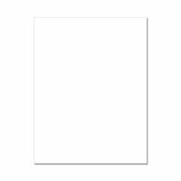 Hero Arts - Hero Hues - Premium Cardstock - 8.5 x 11 - Dove White - 25 Sheets