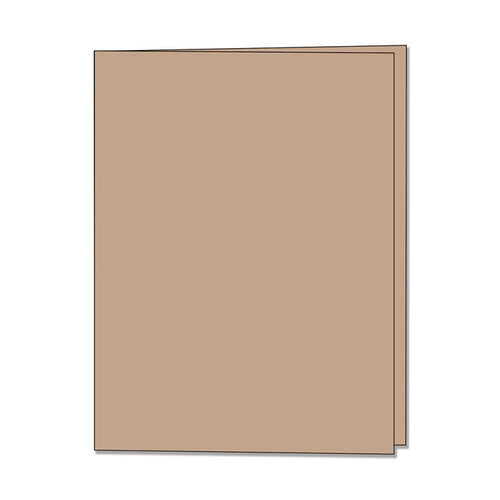 Hero Arts - Hero Hues - Side Folded Cards - Sand