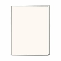 Hero Arts - Hero Hues - Side Folded Cards - Antique Ivory