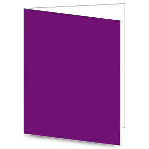 Hero Arts - Hero Hues - Folded Cards - Aubergine