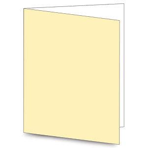 Hero Arts - Hero Hues - Folded Cards - Daffodil