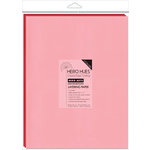 Hero Arts - Hero Hues - 8.5 x 11 Layering Paper - Blush Mix