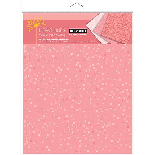 Hero Arts - Hero Hues - Designer Papers - Blush