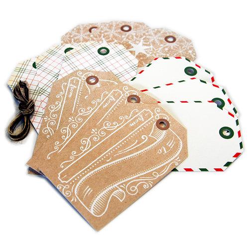 Hero Arts - Journaler's Tags - Christmas - Holiday Tags