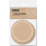 Hero Arts - Coasters - Stitch Design