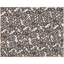 Hero Arts - Woodblock - Wood Mounted Stamps - Lace Background