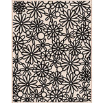 Hero Arts - Woodblock - Wood Mounted Stamps - Daisy Outline Pattern