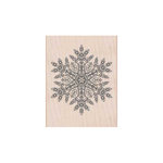 Hero Arts - Woodblock - Christmas - Wood Mounted Stamps - Dazzling Snowflake