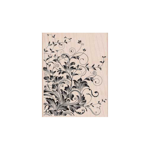 Hero Arts - Woodblock - Wood Mounted Stamps - Leafy Vines