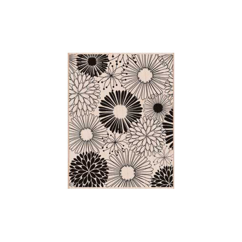 Hero Arts - Woodblock - Wood Mounted Stamps - Everything Flowers