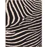 Hero Arts - Wood Block - Wood Mounted Stamp - Zebra Print