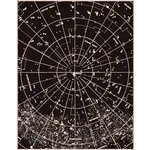 Hero Arts - Woodblock - Wood Mounted Stamps - Vintage Constellation