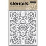 Hero Arts - Stencils - Glorious Petal