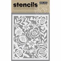 Hero Arts - Stencils - Bold Floral